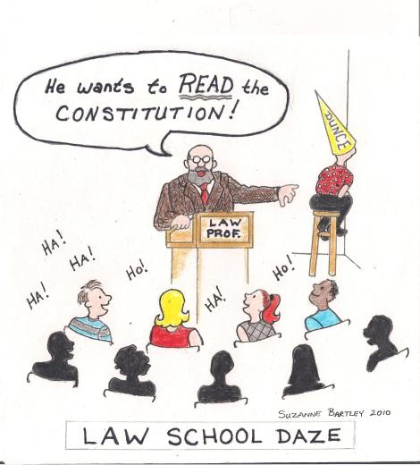 Law School Daze